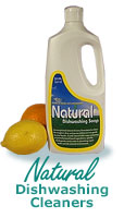 Natural Dishwashing Cleaners