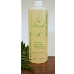 Natural Organic Castile Liquid Soap w/ tea tree oil 32oz