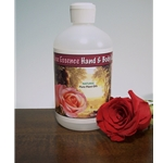 Rose Essence Hand & Body Lotion 16oz