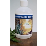 Lavender Hand & Body Lotion 16oz